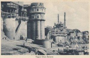 BENARES , India , 00-10s : Nagpur Ghat