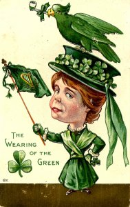 Greeting - St. Patrick's Day