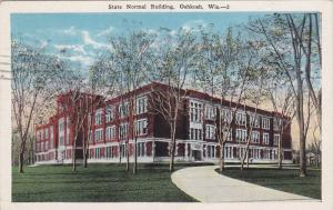 State Normal Building, Oshkosh, Wisconsin, PU-1929