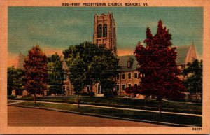 Virginia Roanoake First Presbyterian Church