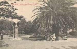 Spain Coruña Jardines de Méndez Núñez 02.13