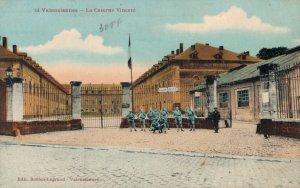 France Military Valenciennes La Caserne Vincent 03.66