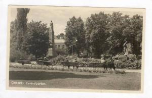 RP  OREBRO. Centralparken. Sweden, 30-50s