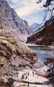 OR & ID - Hell's Canyon on the Snake River