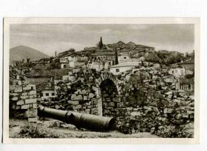 263098 ALBANIA BERAT Block in fortress old Albturist postcard