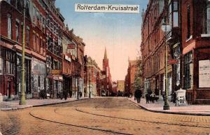 Netherlands Rotterdam Kruisstraat Street