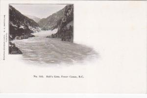 Hell´s Gate , Fraser Canon , VANCOUVER , B.C. , Canada , Pre-1907