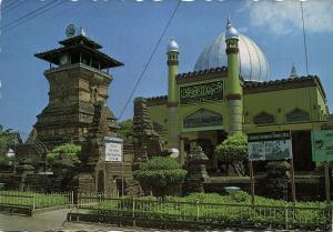 indonesia, JAVA KUDUS, Menara Kudus Mosque, Al-Aqsha, Islam (1980s)