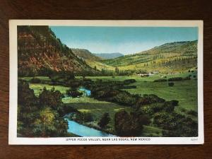 Upper Pecos Valley, Near Las Vegas, New Mexico NM D11