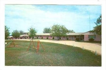 Oliver Motel , BETHUNE, South Carolina, 40-60s