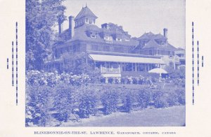 GANANOQUE , Ontario , Canada , 20-30s ; Blinkbonne-on-the-St. Lawrence