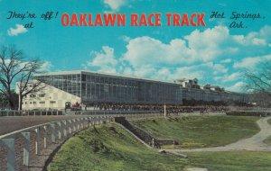 HOT SPRINGS , Arkansas , 50-60s ; Horse Race Track