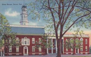 State House, Dover, Delaware, 30-40s