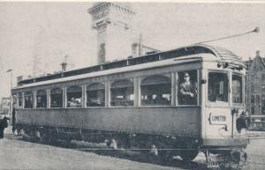 Rochester, Syracuse & Eastern Railway Car #111 - Shown in Syracuse, New York