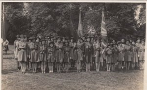 RP: UK Girl Guides (Scouting) , 00-10s