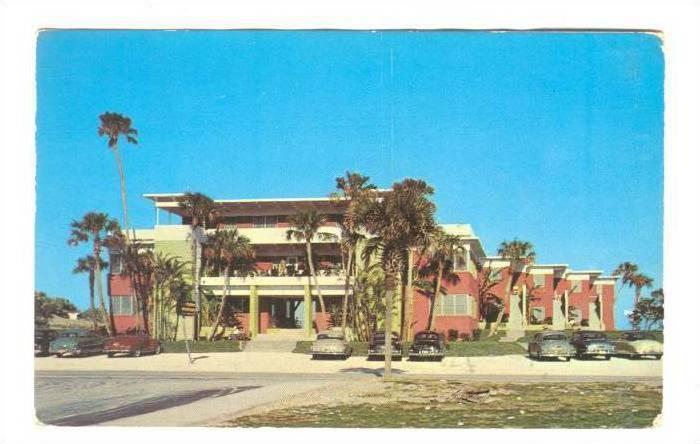 Clarks Ocean Court Daytona Beach Florida 40 50s