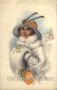 Artist W.J. Howie Postcard Post Card W.J. Howie Artist W.J. Howie Postcard Po...