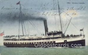 SS Cabrillo, Santa Catalina Island Ferry Ship Postcard Post Card  SS Cabrillo...