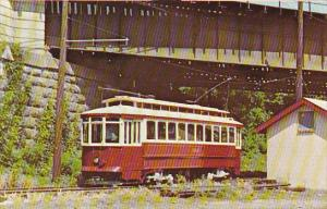 Trolley United Railway & Electric Company Car No 3828 Baltimore