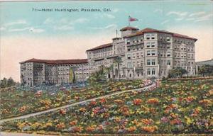 California Pasadena Hotel Huntington