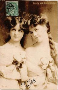 CPA Blanche and Doris Stocker THEATRE STAR (682296)