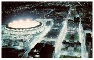 Missouri St.Louis  Night View from Gateway Arch