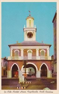 Ye Olde Market House Fayetteville North Carolina