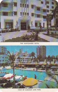 The Surfcomber Hotel Pool Miami Arizona