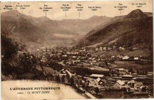 CPA L'Auvergne Pittoresque - Le MONT-DORE (244811)