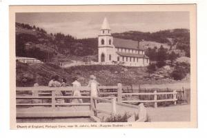 Church of England Portugal Cove, Newfoundland,