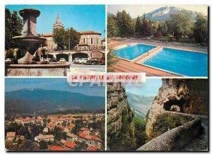 Postcards Modern Remembrance Chapelle en Vercors Drome