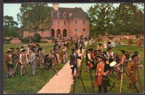 The Militia as Seen in Williamsburg The Story of a Patriot,Williamburg,VA