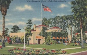 CLEARWATER , Florida , 30-40s ; Clearwater Country Club
