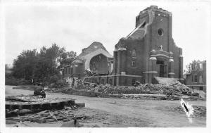 F36/ Fergus Falls Minnesota RPPC Postcard c1919 Cyclone Disaster 2