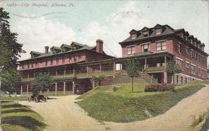 Pennsylvania Altoona City Hospital 1907