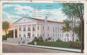 Methodist Church Jonesboro Arkansas 1942
