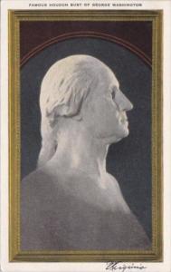 Famous Houdon Bust Of George Washington