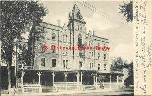 NY, Johnstown, New York, Kolaneka Hotel, 1907 PM, Rotograph No A 4314a