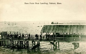 MA - Nahant. Bass Point Boat Landing