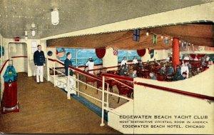 Illinois Chicago Edgewater Beach Hotel Edgewater Beach Yacht Club