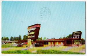 Arkansas Traveler Hotel Court, Little Rock Ark