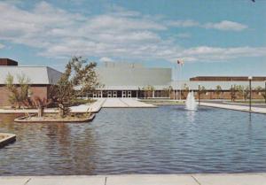 Medicine Hat College, Lethbridge, Alberta, Canada,  50-70s