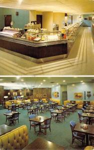 Oklahoma City~Boulevard Cafeteria~Wall Phone~Condiments~Desert Bar 1950s