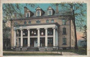 NEW CASTLE , Pennsylvania, 1922; Almira House