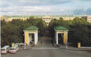 Russia Leningrad El Smolny