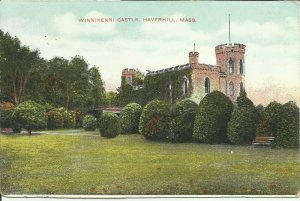 Haverhill, Mass., Winnikenni Castle