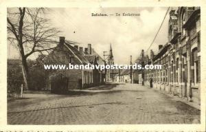 belgium, ZAFFELARE, De Kerkstraat (1930s)