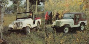 ADV: 1970s 'JEEP' UNIVERSAL, 4-wheel drive