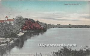 Water View Loch Sheldrake NY 1908