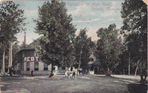 Exterior, Restaurant in High Park, Toronto,Canada, PU-1909